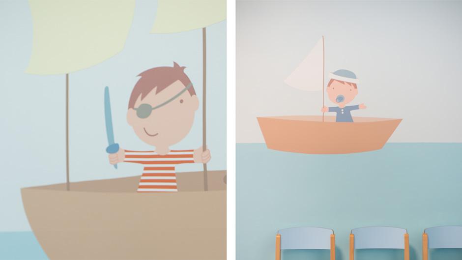 pixelarte-estudio-diseno-grafico-escuela-infantil-Xicotets-ilustraciones-interiores