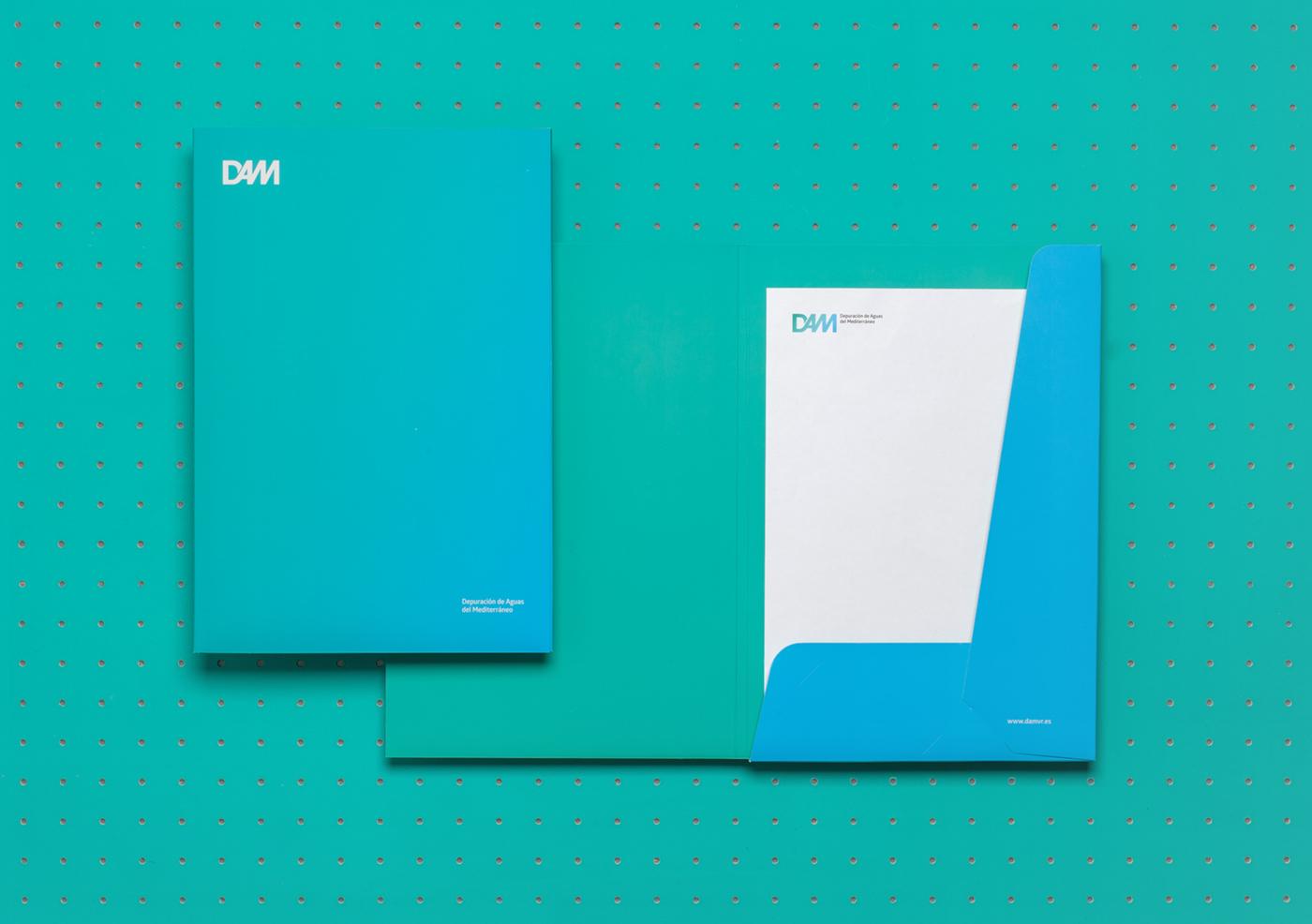 pixelarte-diseno-grafico-material-corporativo-Dam_Depuracion_Aguas_Mediterraneo