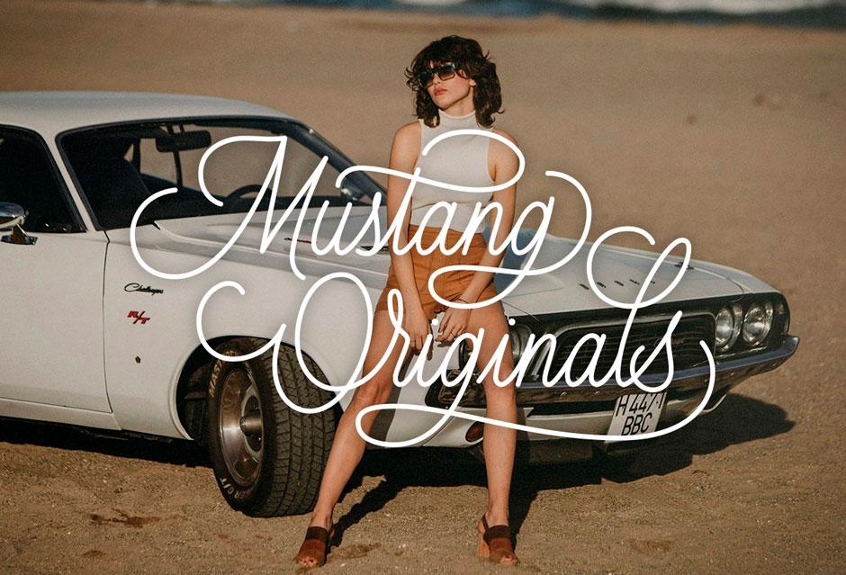 Pixelarte-estudio-diseno-grafico-lettering-Mustang-Originals-segmentacion-marcas