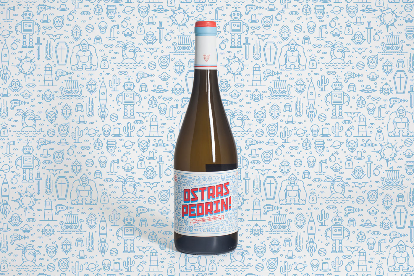 pixelarte-diseno-grafico-packaging-vino-Ostras_pedrin-Bodega-Vicente_Gandia