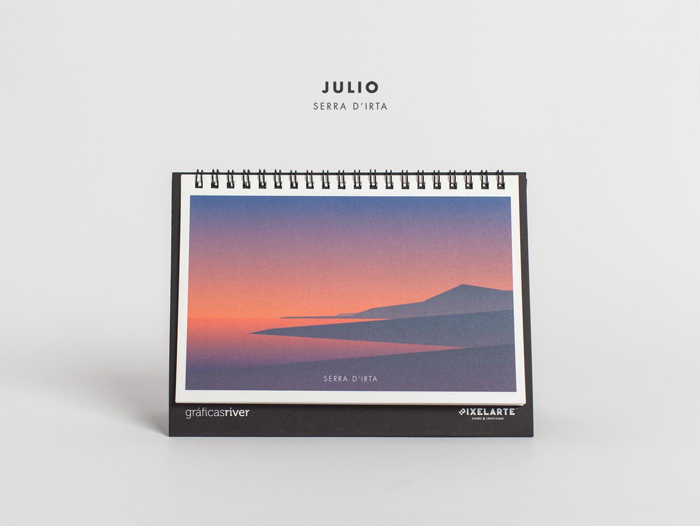 pixelarte-estudio-diseno-grafico-calendario-parques-comunidad_valenciana-julio-2016